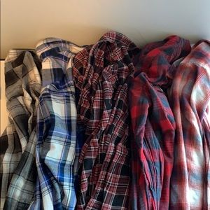 Flannel bundle!!!!